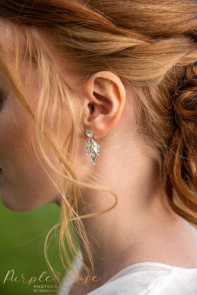brides ear rings