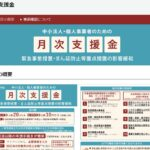IMG - Subvention mensuelle pendant les mesures d'urgence -avril mai 2021