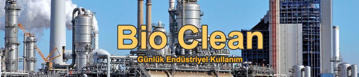 Bio Clean Endüstriyel Temizleyici