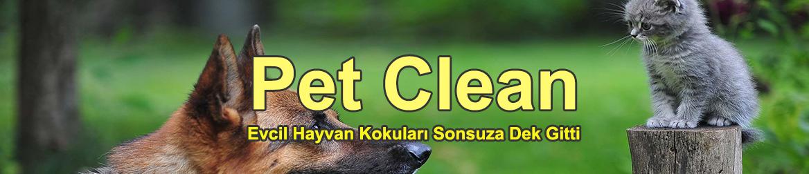 Pet Clean Evcil Hayvanlar İçin Çok Amaçlı Temizleyici