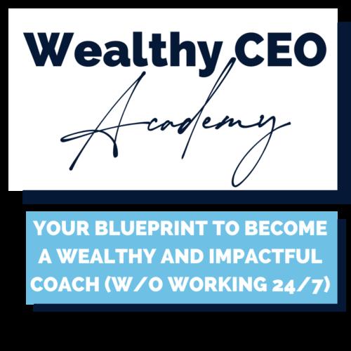 Anna Furu LOGO Wealthy CEO Academy