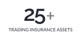 25+ trading insurance assets