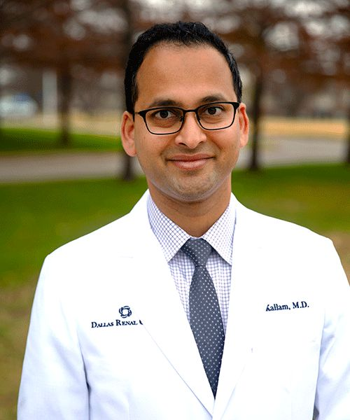 Ajay Kallam, MD, Top Kidney Doctor
