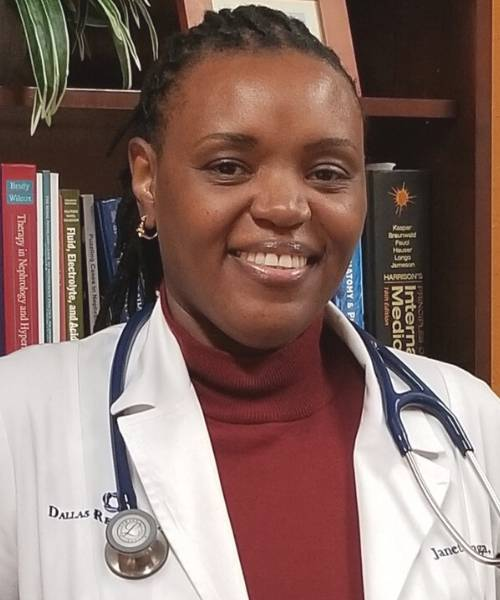 Janet Muraga, NP, Top Kidney Doctor