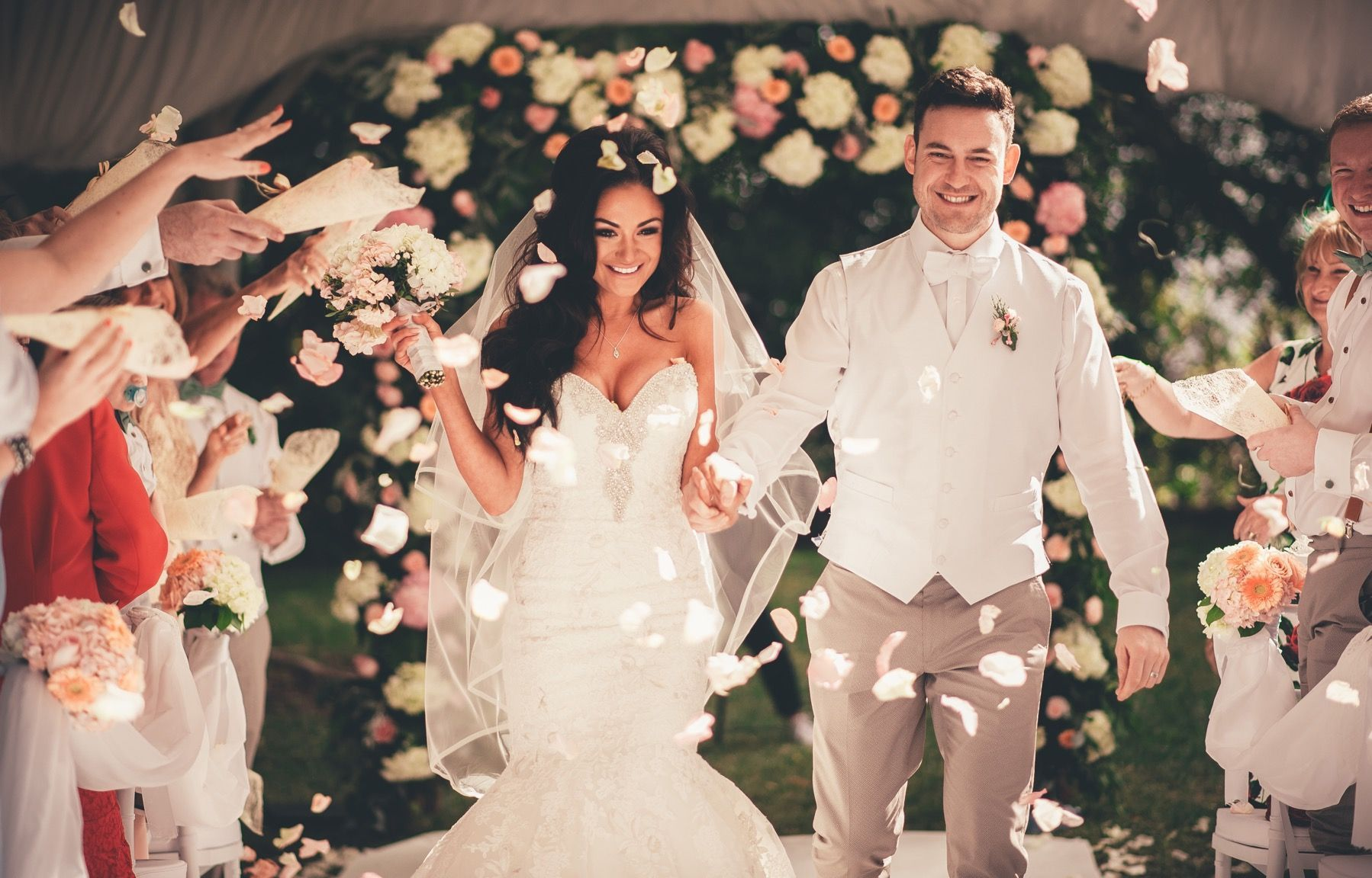 Real Life Wedding In Gran Canaria