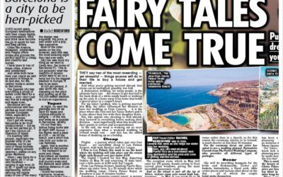 The Perfect Wedding Company in The Irish Daily Star