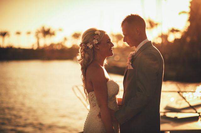Courtney Davies wedding