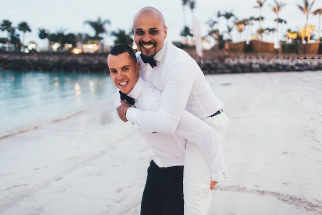 Mikey McLean Wedding