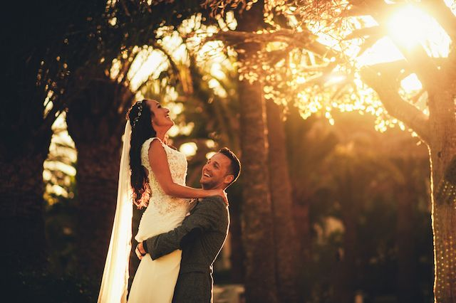Natalie Murphy wedding