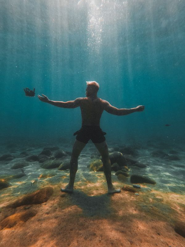 Gran Canaria Under water