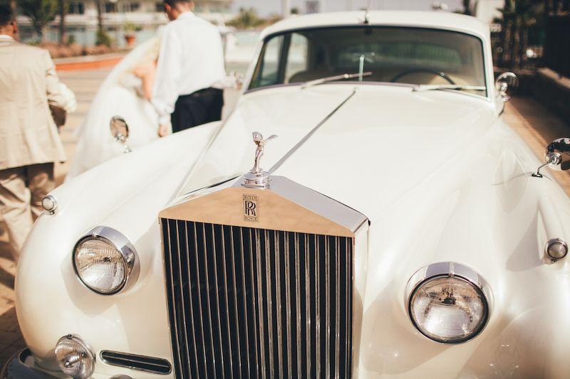 Wedding transportation 2