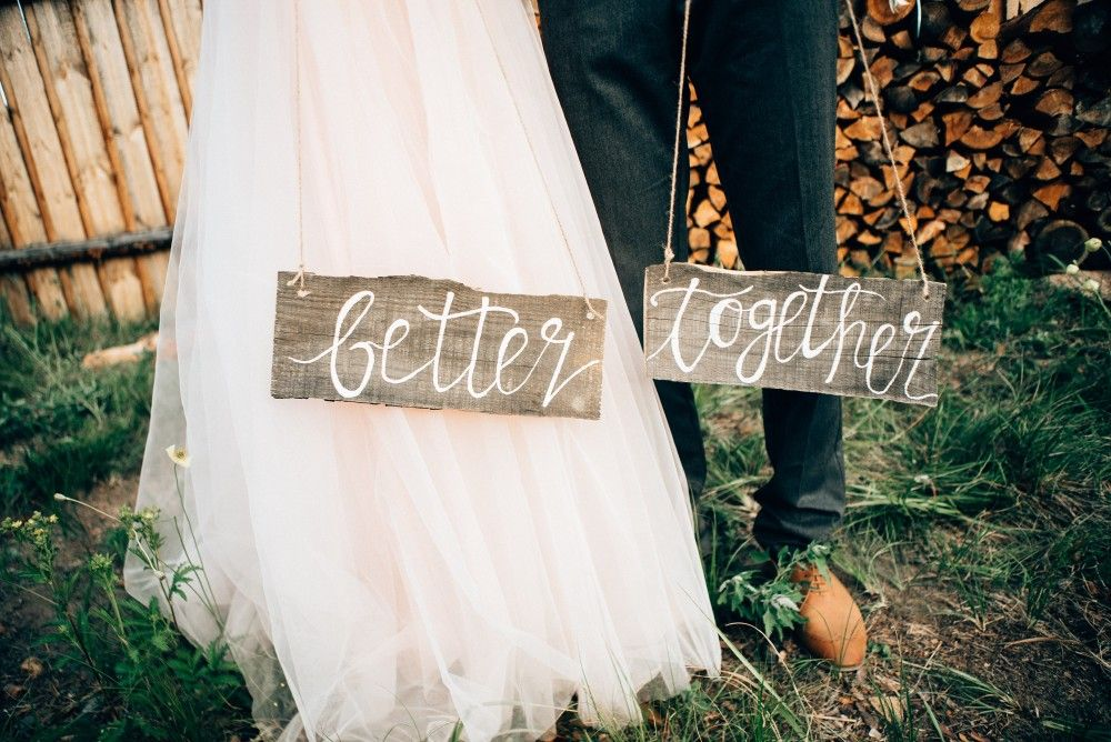 Better together-Let´s plan your big day