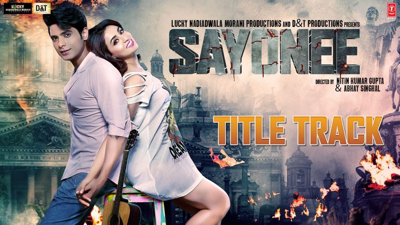 hindi sayonee title track arijit singh