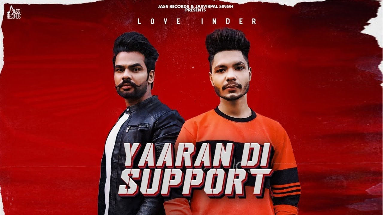 punjabi yaaran di support love inder