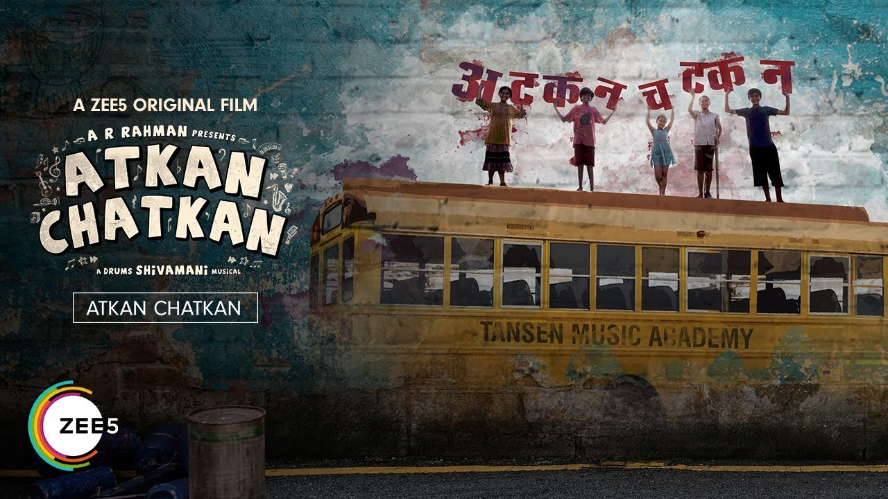 hindi atkan chatkan title track lydian nadhaswaram r s rakthaksh idhazhiga