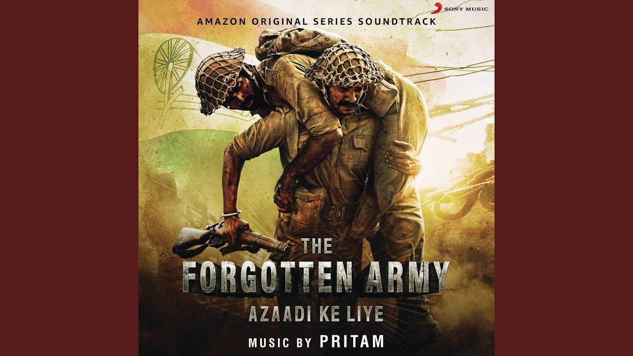 hindi the forgotten army azaadi ke liye album