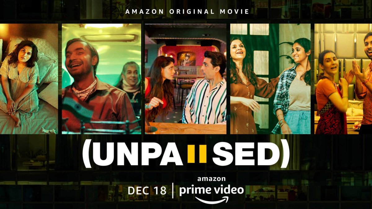 hindi unpaused poster
