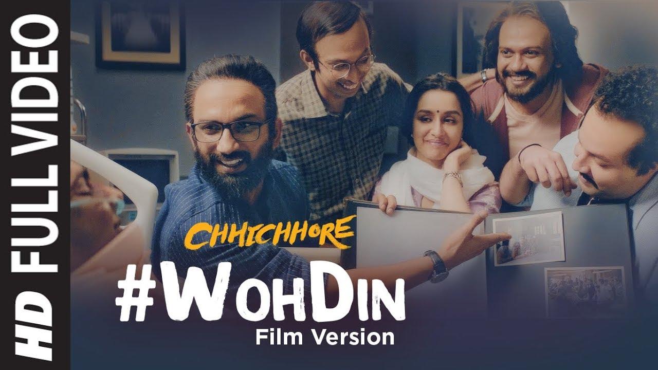 hindi woh din chhichhore tushar joshi