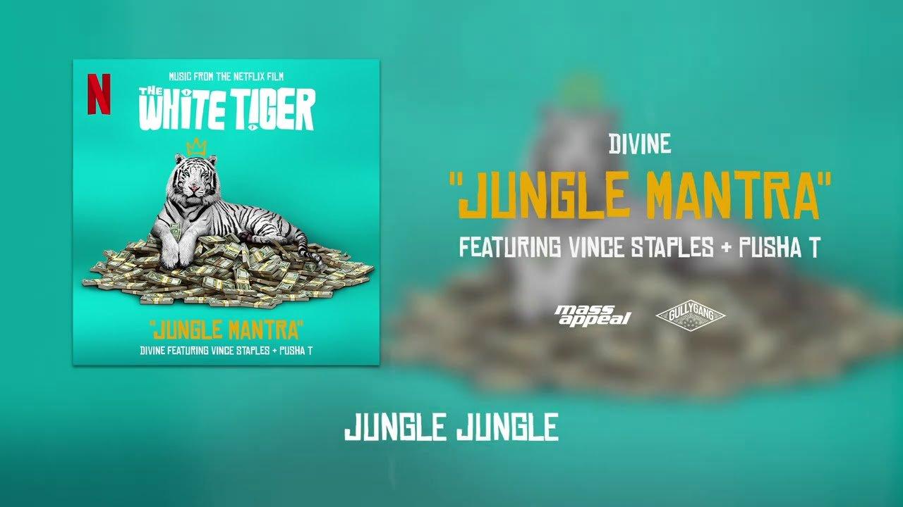 multilingual jungle mantra the white tiger