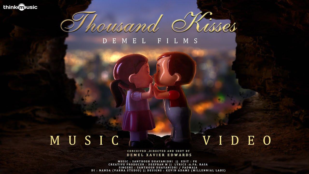 tamil thousand kisses santhosh padmaja