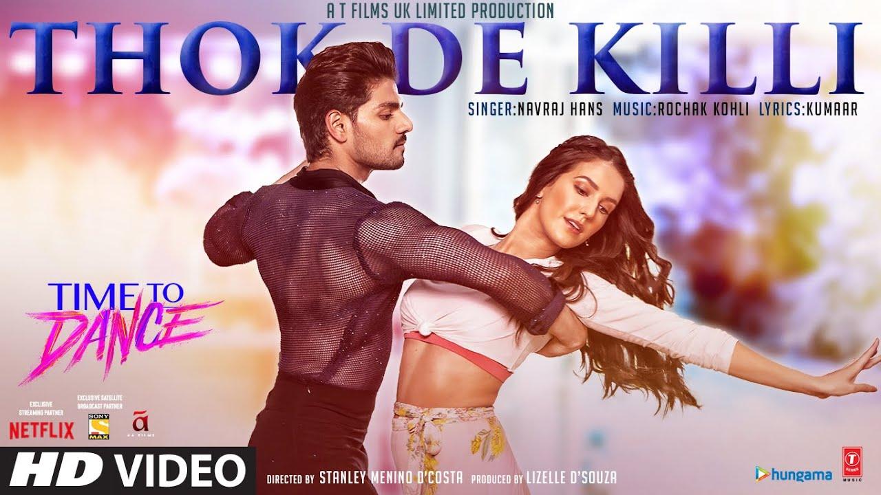 hindi thok de killi time to dance navraj hans