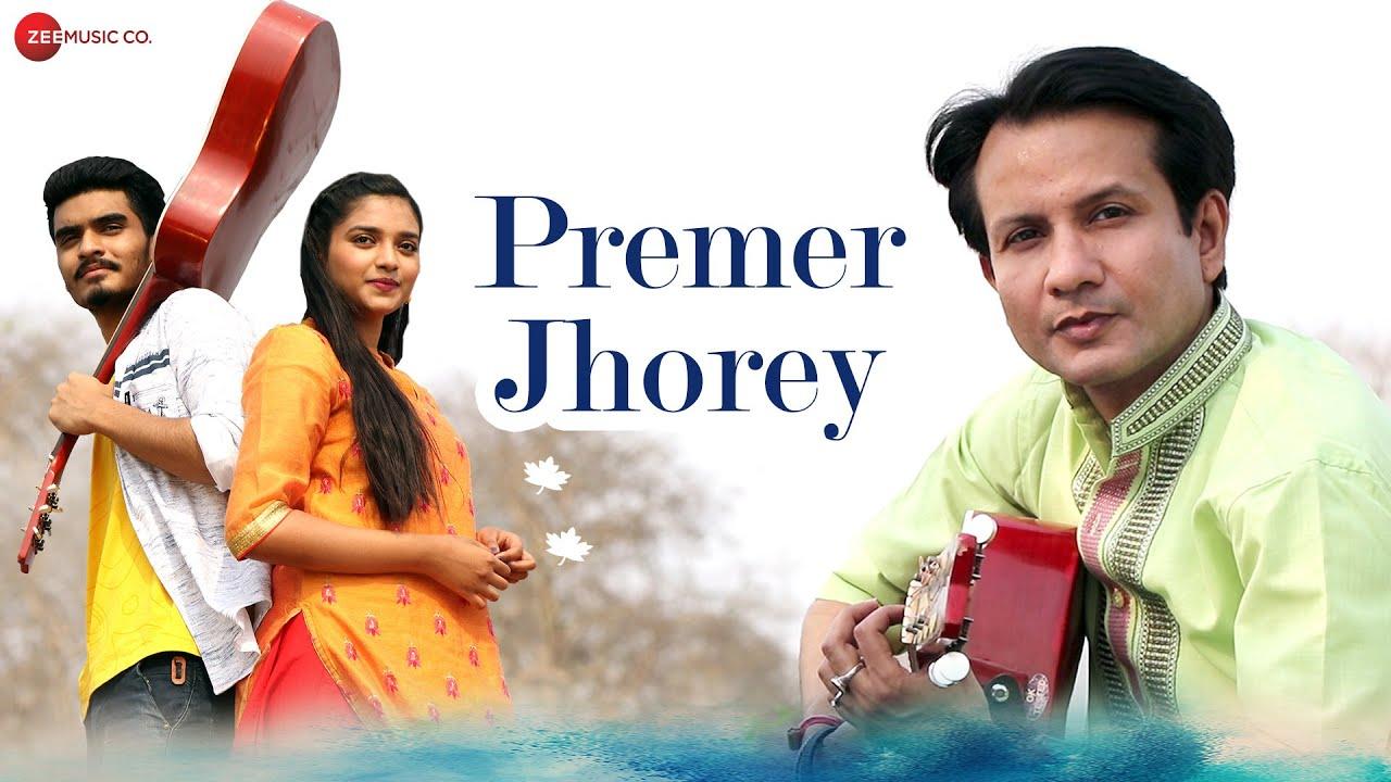 Bengali Premer Jhorey Lyrics Barenya Saha