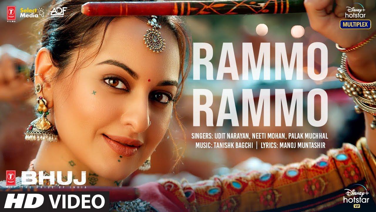 hindi rammo rammo bhuj the pride of india udit neeti palak