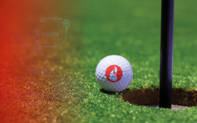 Fire Industry Charity Golf Day attended by Cannon and APG