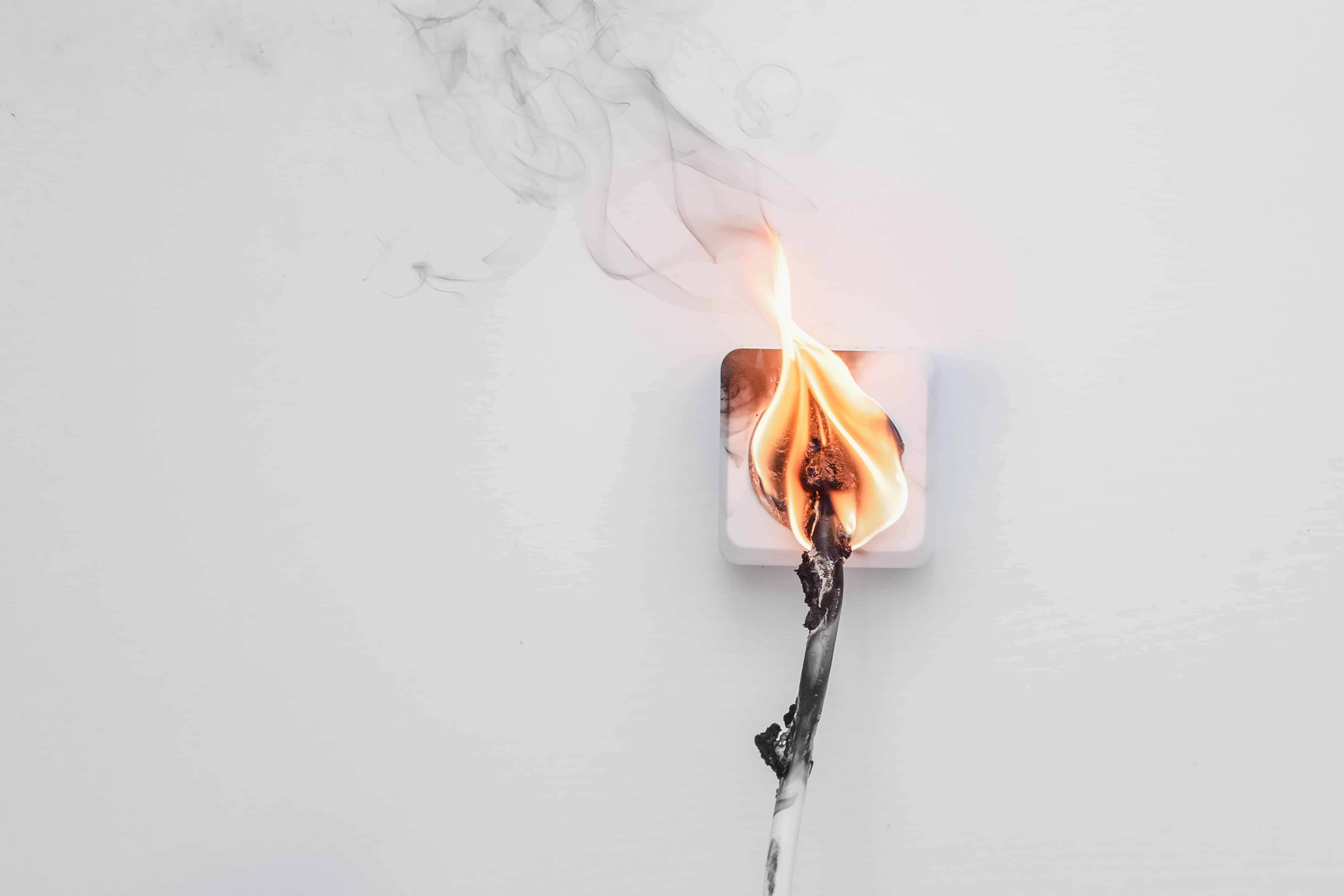electricl fire