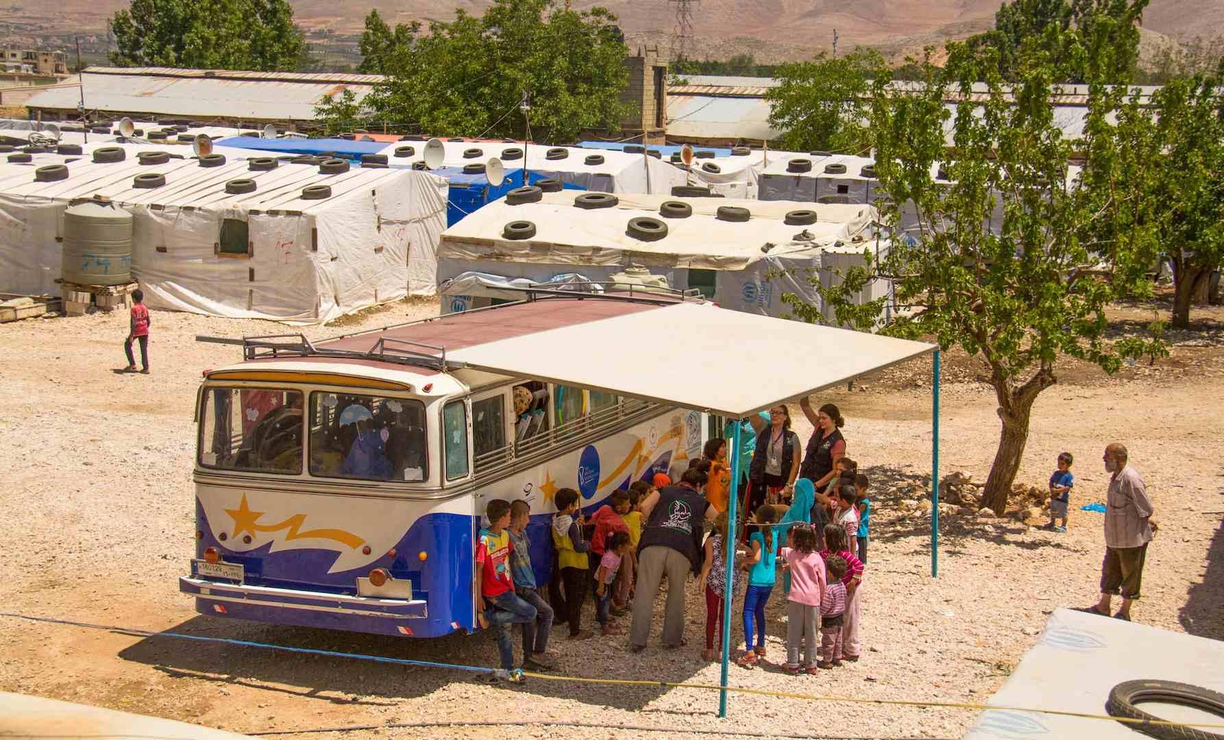 Salamat Bus Project