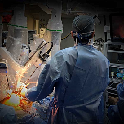 Robotic Heart Surgery by Dr Sathyaki Nambala