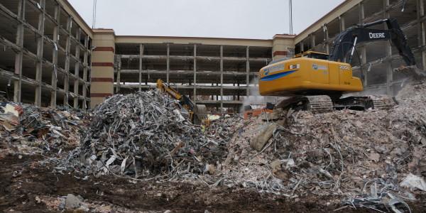Pearson Construction, LLC Demolition