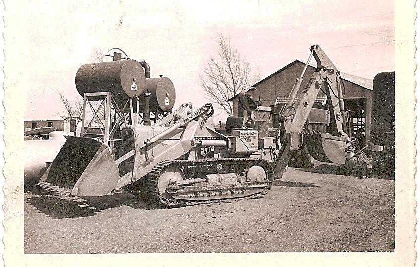 Pearson Construction, LLC History