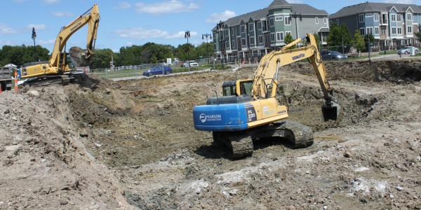 Pearson Construction, LLC Underground Utilities