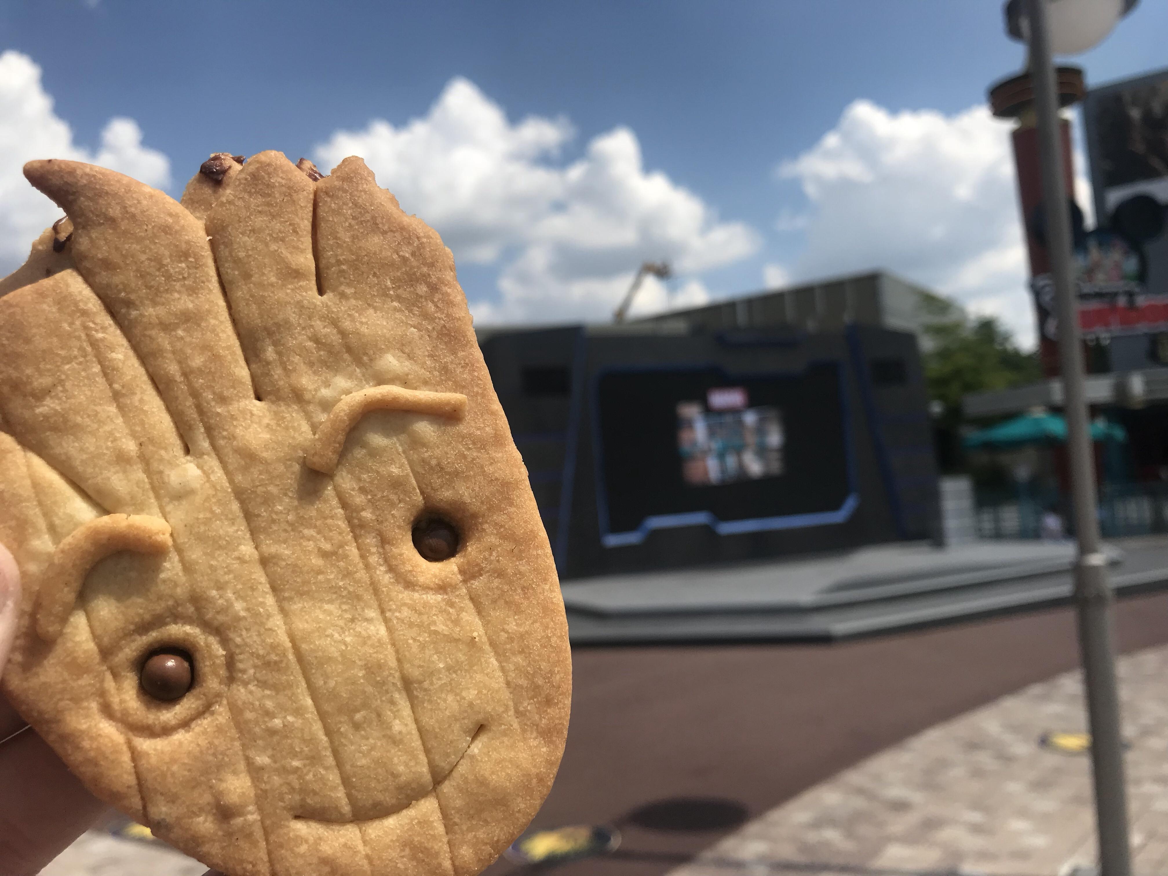 Groot Cookie