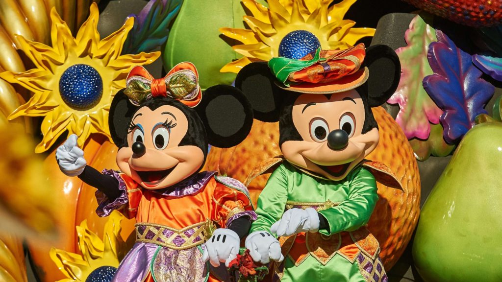 Halloween 2018 and Mickey's Halloween Celebration