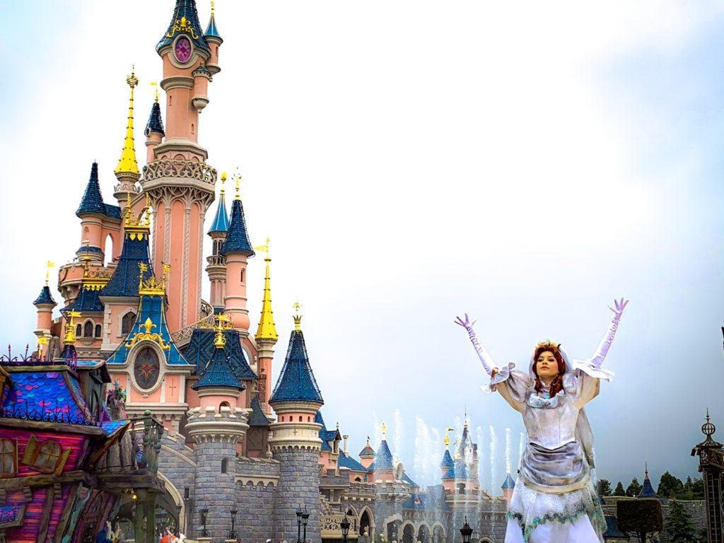 Disneyland Paris Halloween Bride