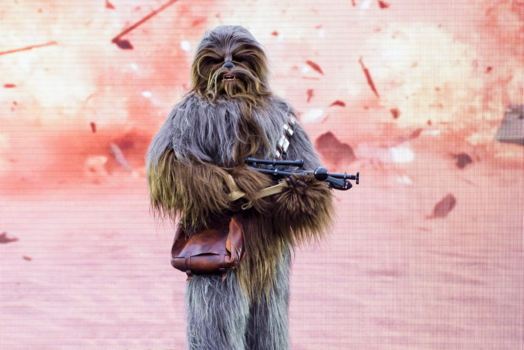 Legends of the Force Chewbacca