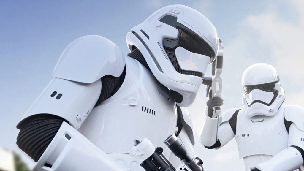 Legends of the Force First Order Stormtroopers