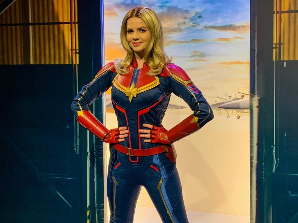 Marvel Season of Super Heroes Captain Marvel