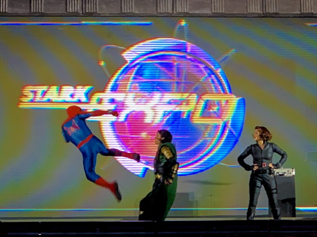 Marvel Season of Super Heroes Stark Expo: Make Way for a Better Tomorrow