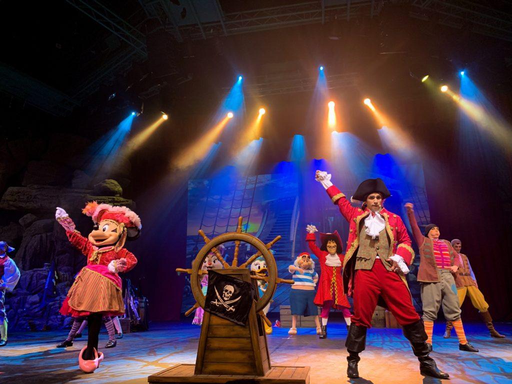 Pirates & Princesses Annual Pass Minnie's Pirate Academy