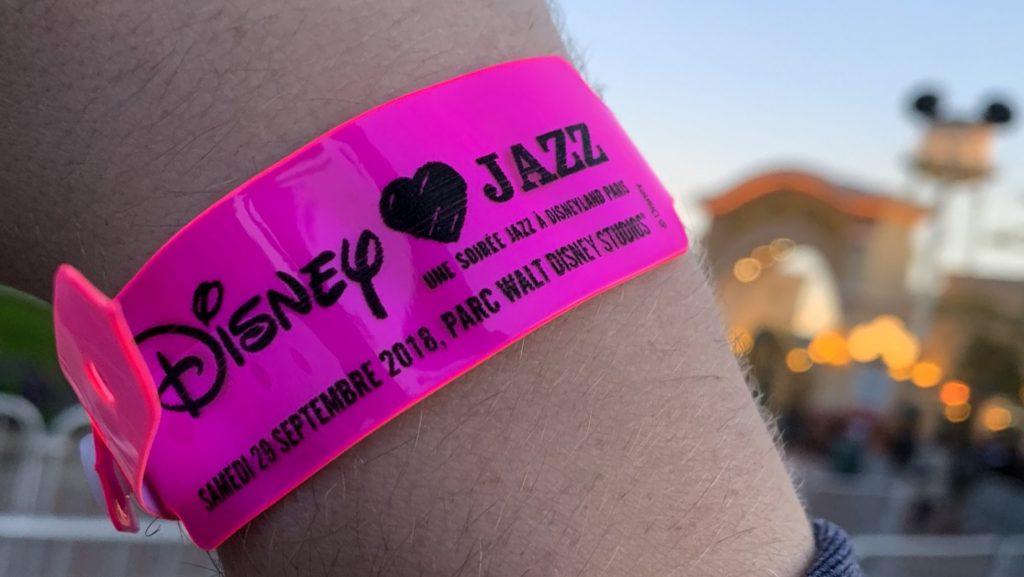 Disney Loves Jazz Armband