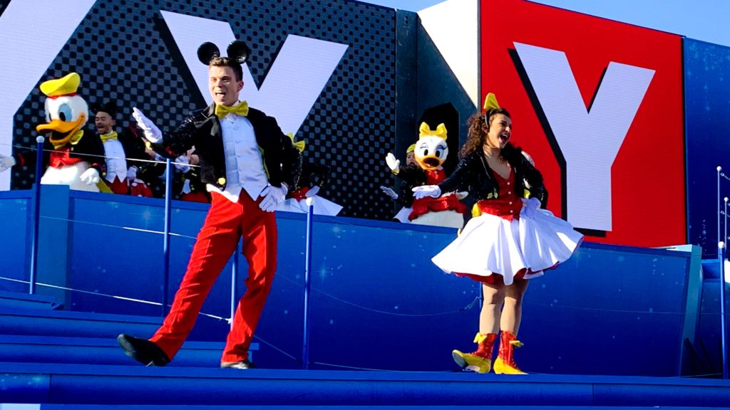 Surprise Mickey 2019