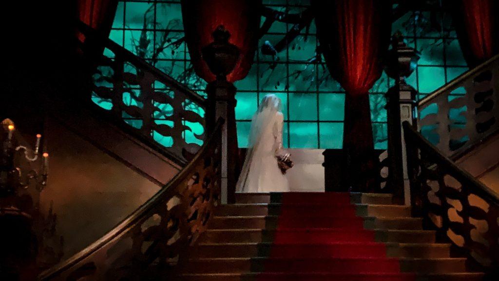 Phantom Manor Refurbishment Detailed Melanie