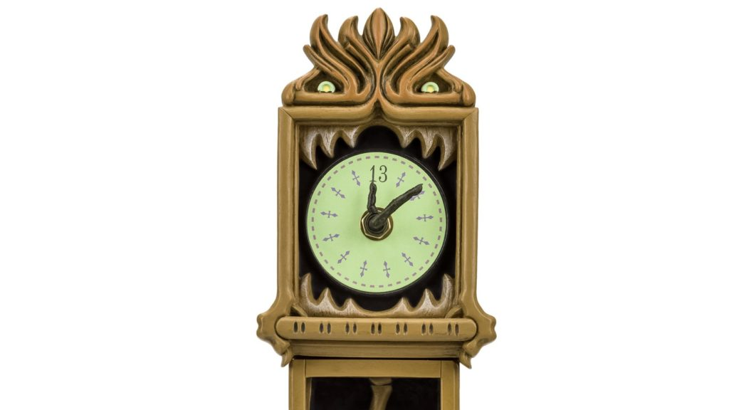 Phantom Manor Refurbishment Clock