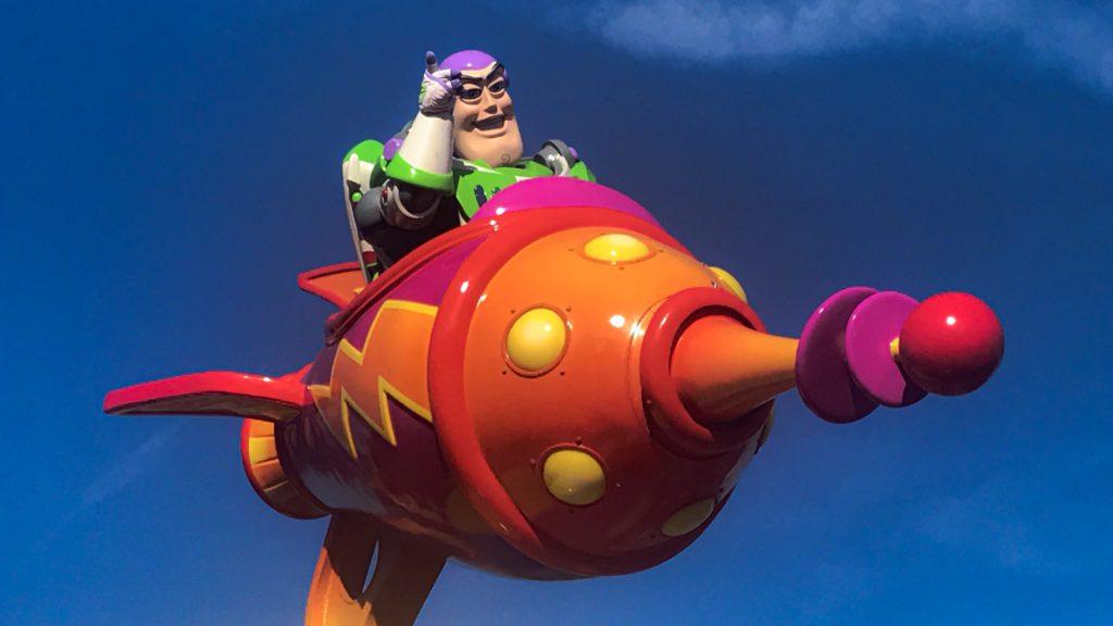 Toy Story Play Days Buzz