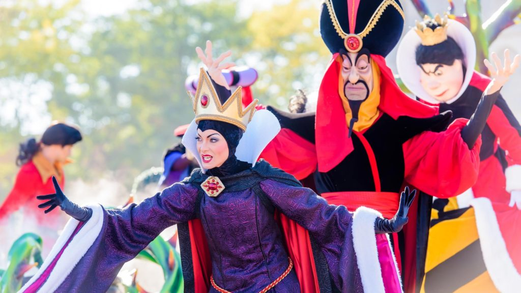 Disneyland Paris Halloween party 2019