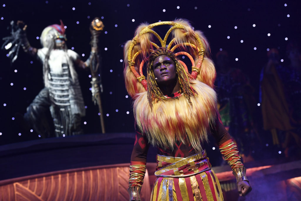 Rhythms of the Pride Lands is expected to return for Lion King & Jungle Festival in 2020