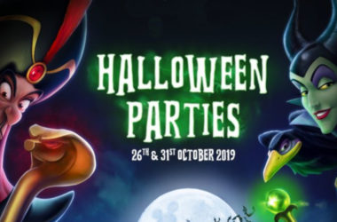 Disneyland Paris Halloween Parties